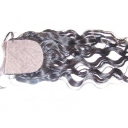 Silky Lace Closer Wavy