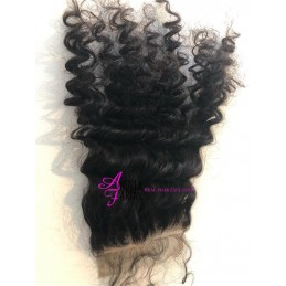 Kinky Curly lace closeres...