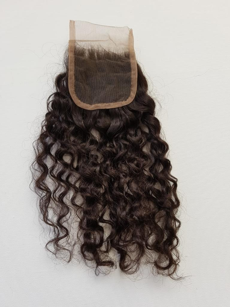 HAIRPIECES - CLOSERES - KINKY LACE