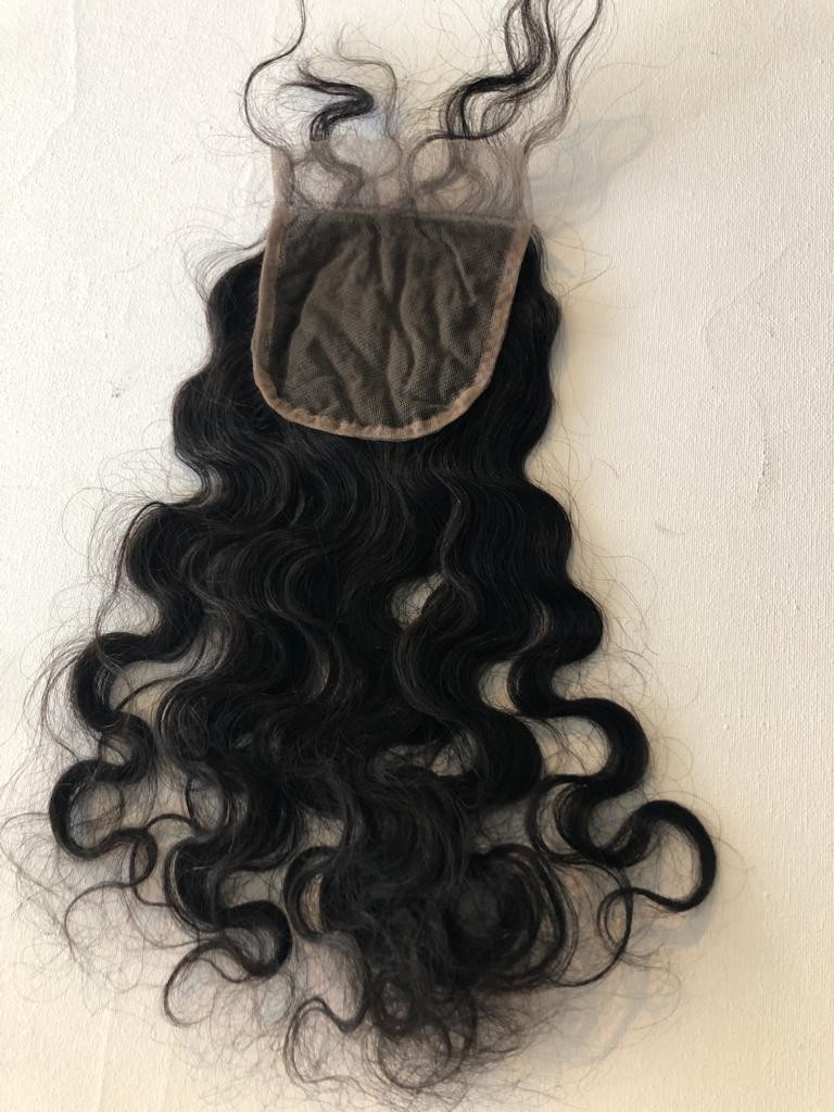 HAIRPIECES - CLOSERES - CURLY LACE