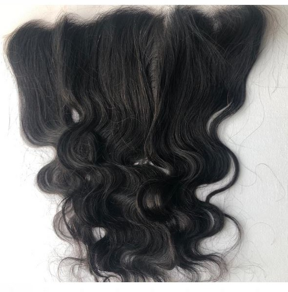 HAIRPIECES - FRONTAL - HD WAVY EAR TO EAR EXTRA THIN LACE