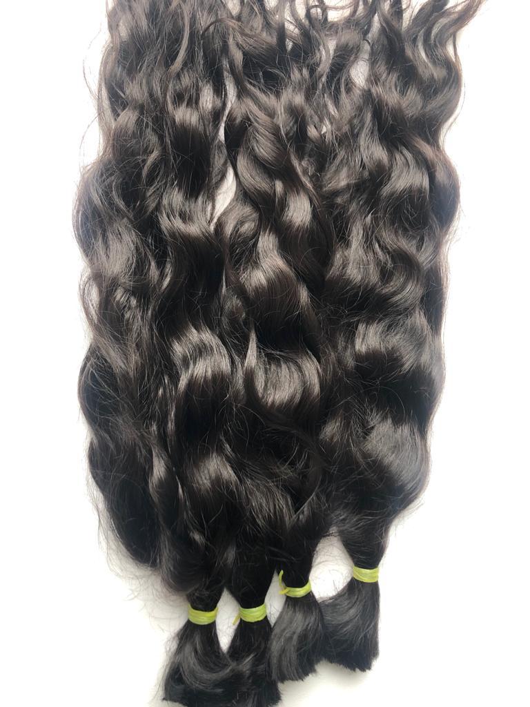 BULK HAIR - WAVY