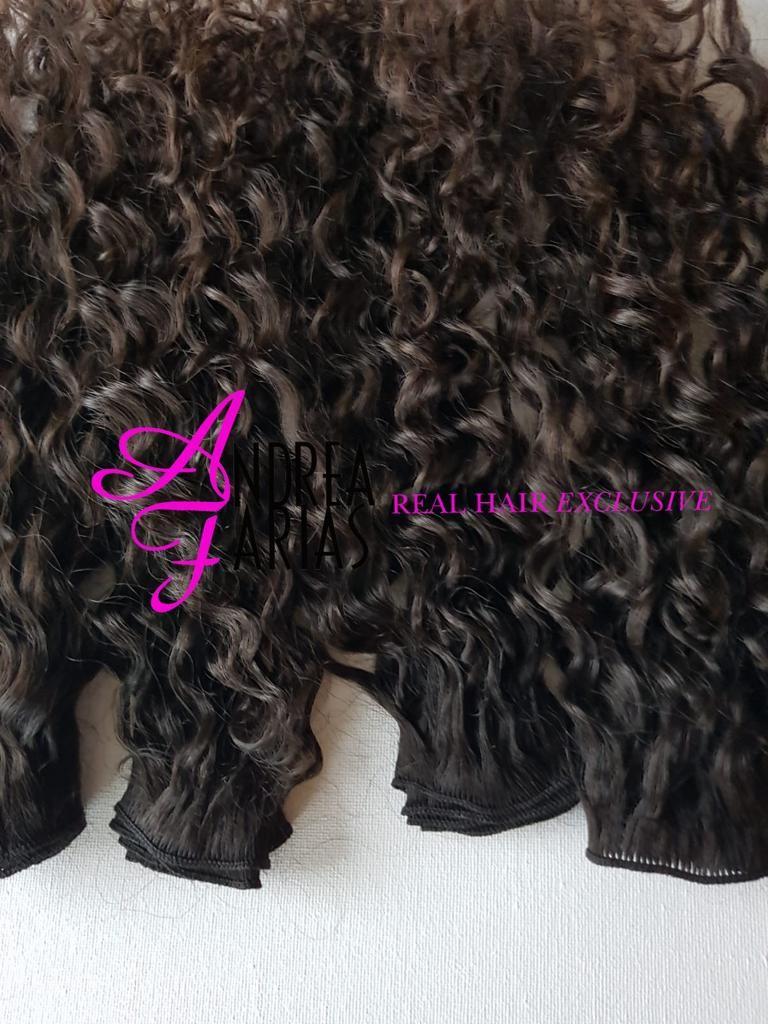 BULK HAIR - CURLY