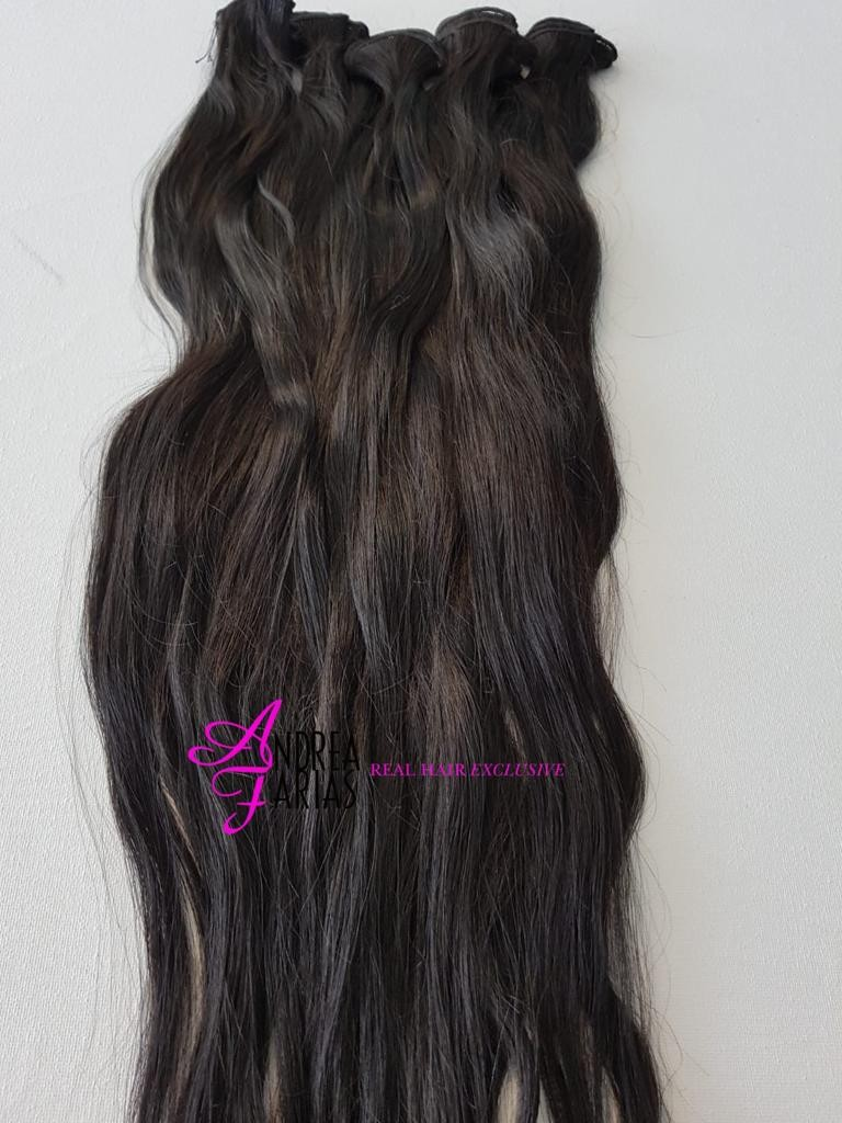 HANDTIED WEAVE - NATURAL COLOR - STRAIGHT