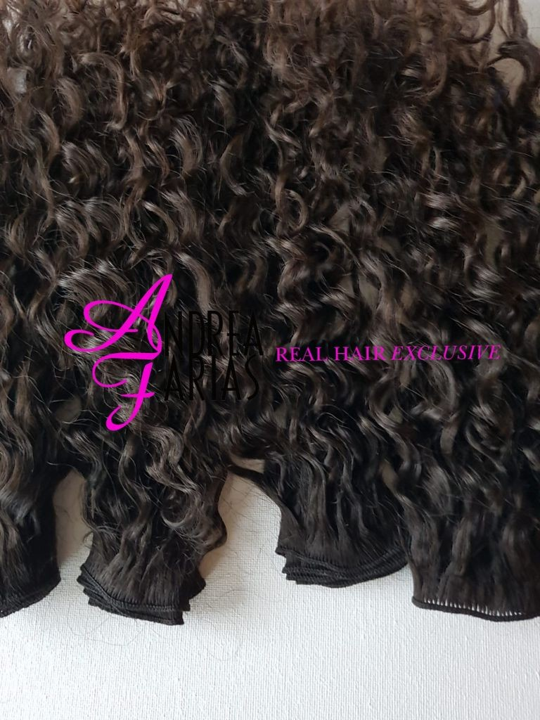 WHOLESALE OFFER - HANDTIED WEAVE - KINKY CURLY