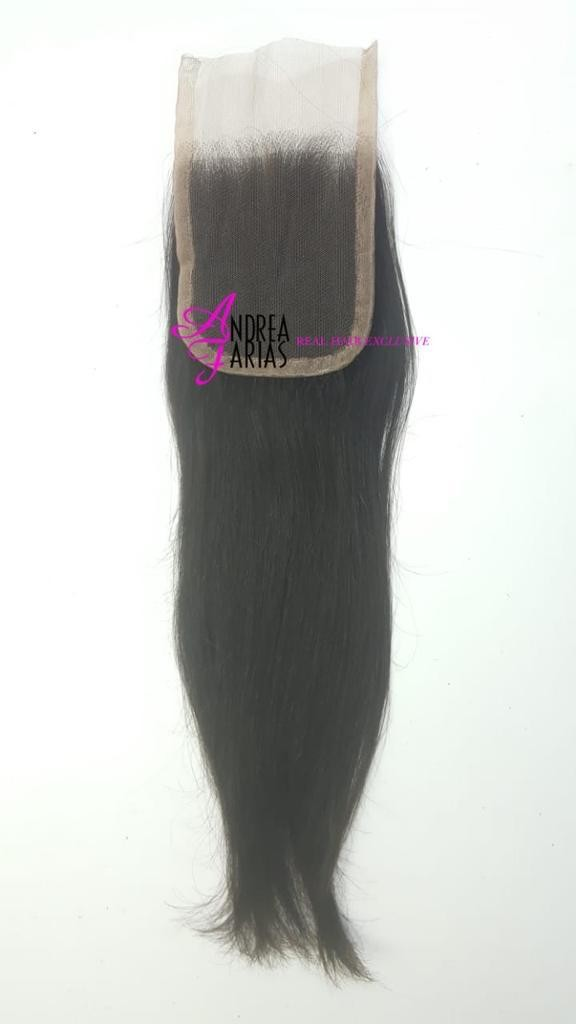 HAIRPIECES - CLOSERES - STRAIGHT LACE